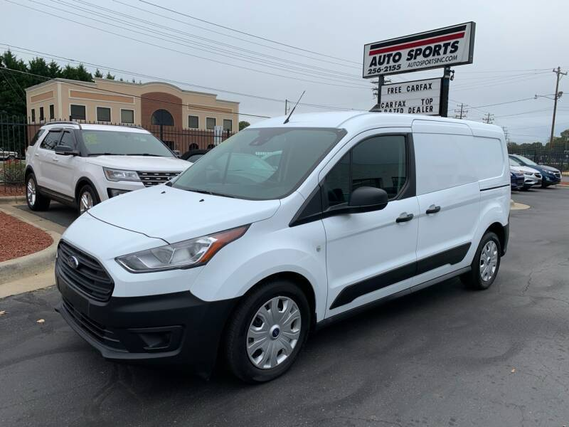 2019 Ford Transit Connect Cargo for sale at Auto Sports in Hickory NC