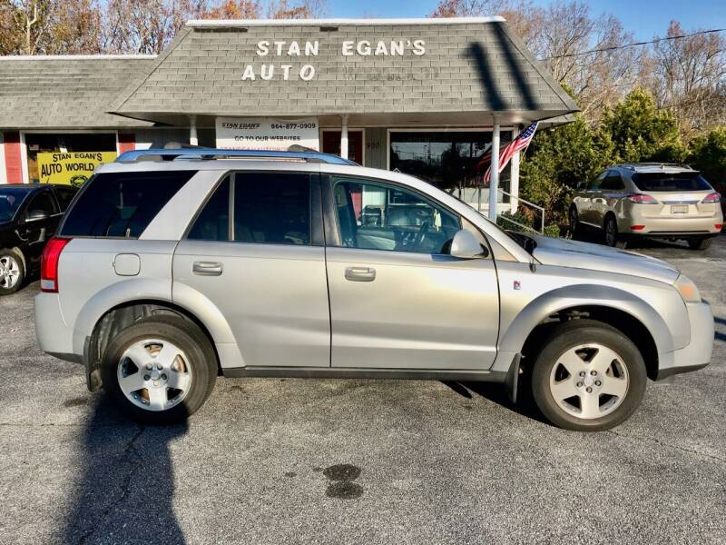 2007 Saturn Vue for sale at STAN EGAN'S AUTO WORLD, INC. in Greer SC