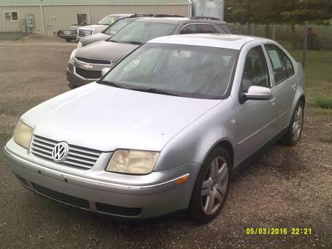 2004 Volkswagen Jetta for sale at Highway 16 Auto Sales in Ixonia WI