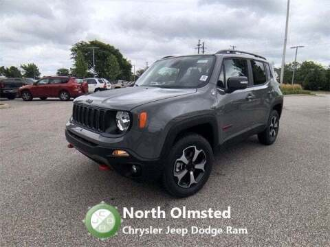 2020 Jeep Renegade for sale at North Olmsted Chrysler Jeep Dodge Ram in North Olmsted OH