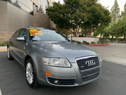 2007 Audi A6 for sale at Right Cars Auto Sales in Sacramento CA