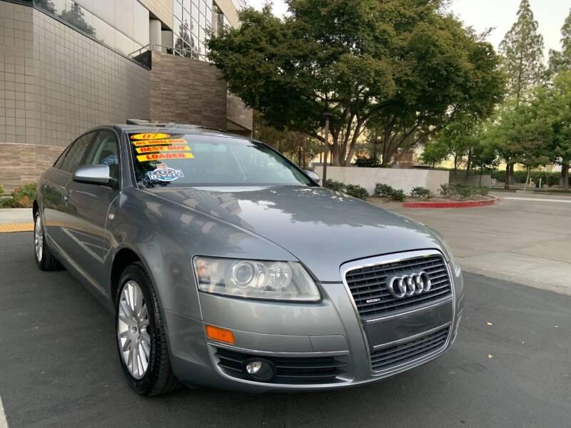 2007 Audi A6 for sale at Right Cars Auto Sales in Sacramento CA