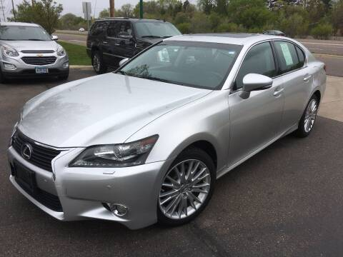 2013 Lexus GS 350 for sale at Premier Motors LLC in Crystal MN
