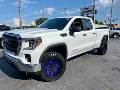 2020 GMC Sierra 1500 for sale at Lux Auto in Lawrenceville GA