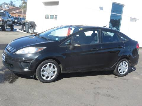 2013 Ford Fiesta for sale at Price Auto Sales 2 in Concord NH