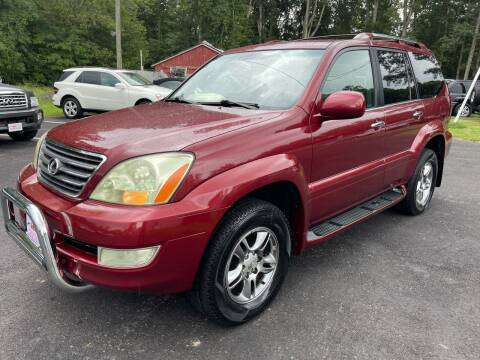 2008 Lexus GX 470 for sale at MBL Auto Woodford in Woodford VA