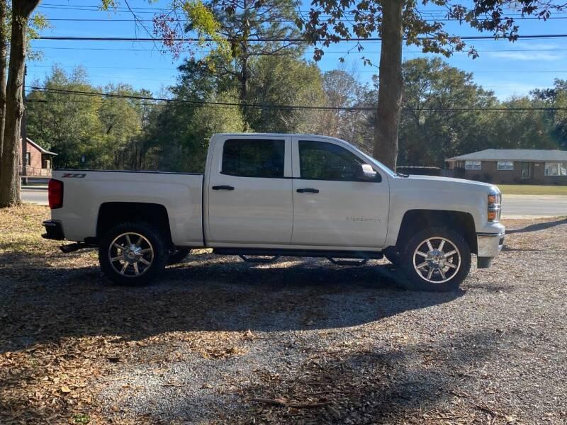 2014 Chevrolet Silverado 1500 for sale at INTERSTATE AUTO SALES in Pensacola FL