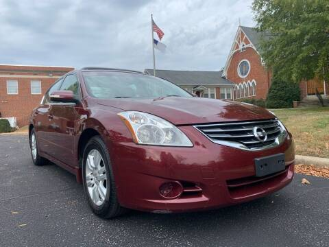2010 Nissan Altima for sale at Automax of Eden in Eden NC