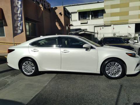 2018 Lexus ES 350 for sale at Western Motors Inc in Los Angeles CA