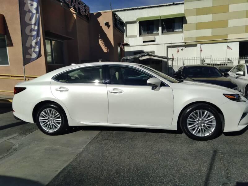 2018 Lexus ES 350 for sale at Western Motors Inc in Los Angeles CA