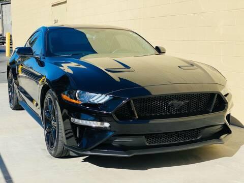 2018 Ford Mustang for sale at Auto Zoom 916 Rancho Cordova in Rancho Cordova CA