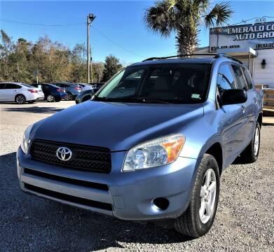 2008 Toyota RAV4 for sale at Emerald Coast Auto Group LLC in Pensacola FL