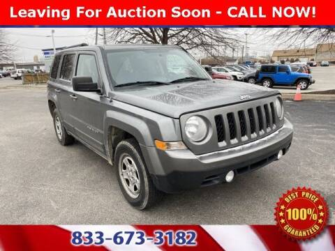 2014 Jeep Patriot for sale at Glenbrook Dodge Chrysler Jeep Ram and Fiat in Fort Wayne IN