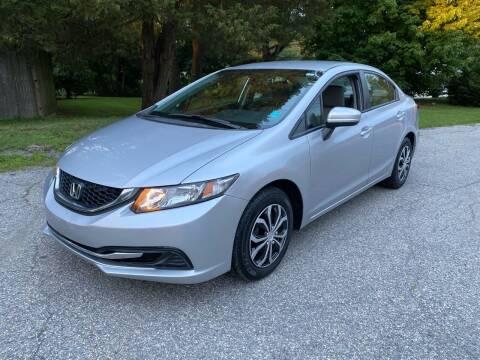 2014 Honda Civic for sale at Boston Auto Cars in Dedham MA