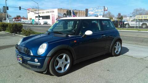 2002 MINI Cooper for sale at Larry's Auto Sales Inc. in Fresno CA