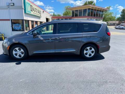 2017 Chrysler Pacifica for sale at MR Auto Sales Inc. in Eastlake OH