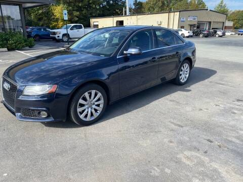 2011 Audi A4 for sale at EMH Imports LLC in Monroe NC