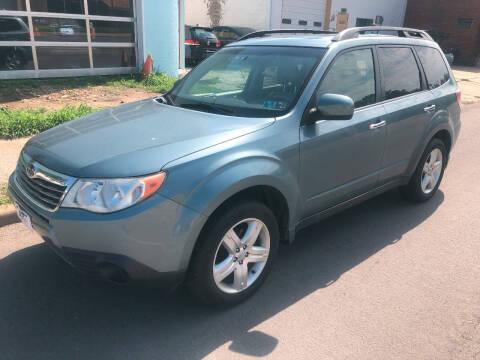 2010 Subaru Forester for sale at Finish Line Motors in Tulsa OK