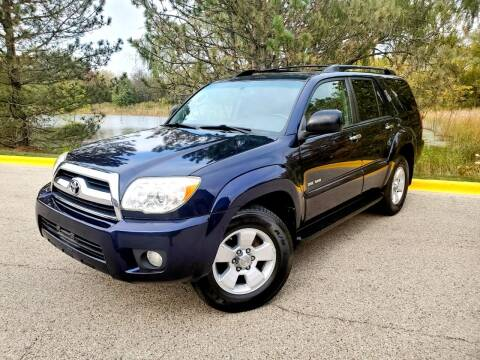 2008 Toyota 4Runner for sale at Excalibur Auto Sales in Palatine IL
