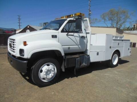 2001 Chevrolet C7500 for sale at Royal Motor in San Leandro CA