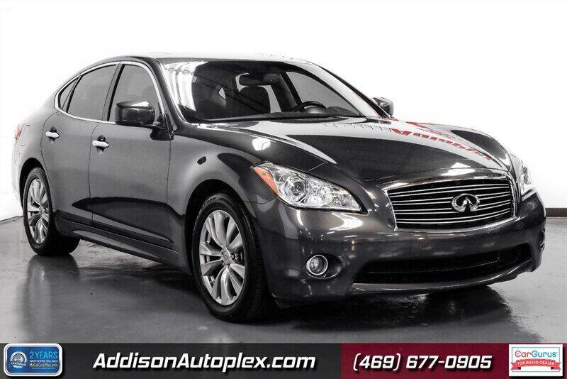 2013 Infiniti M37 for sale in Addison, TX