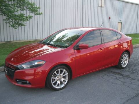2013 Dodge Dart for sale at Right Pedal Auto Sales INC in Wind Gap PA
