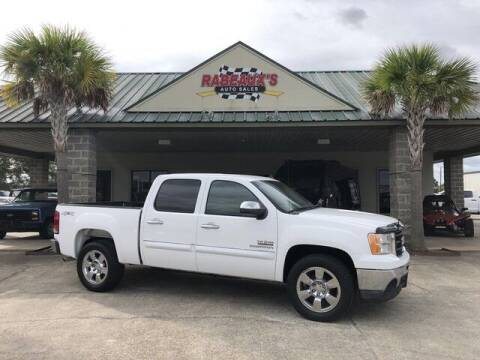 2011 GMC Sierra 1500 for sale at Rabeaux's Auto Sales in Lafayette LA