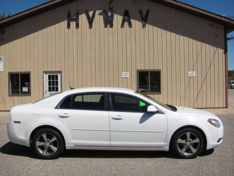 2011 Chevrolet Malibu for sale at HyWay Auto Sales in Holland MI