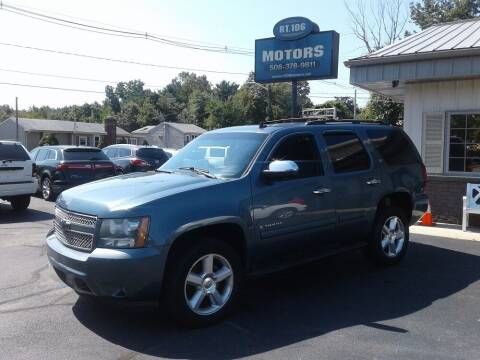 2008 Chevrolet Tahoe for sale at Route 106 Motors in East Bridgewater MA