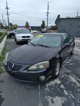 2004 Pontiac Grand Prix for sale at D and D All American Financing in Warren MI
