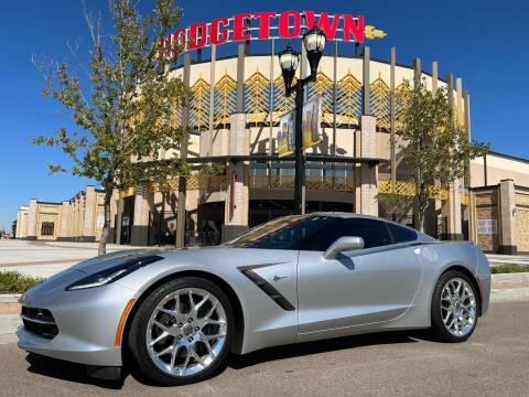 2016 Chevrolet Corvette for sale at Beaton's Auto Sales in Amarillo TX