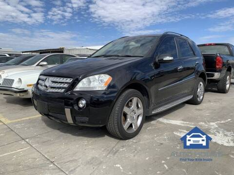 2008 Mercedes-Benz M-Class for sale at AUTO HOUSE TEMPE in Tempe AZ
