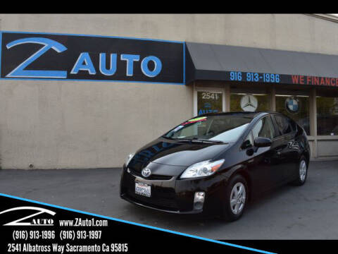 2011 Toyota Prius for sale at Z Auto in Sacramento CA