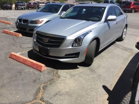 2016 Cadillac ATS for sale at Small Car Motors in Carson City NV