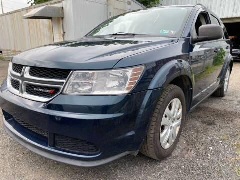 2014 Dodge Journey for sale at Philadelphia Public Auto Auction in Philadelphia PA