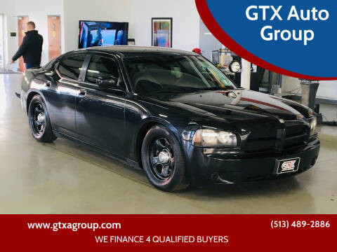 2010 Dodge Charger for sale at GTX Auto Group in West Chester OH