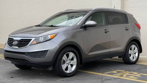 2012 Kia Sportage for sale at Carland Auto Sales INC. in Portsmouth VA