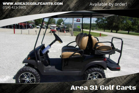 2021 Club Car Lifted Golf Cart Villager 4 Passenger for sale at Area 31 Golf Carts - Gas 4 Passenger in Acme PA