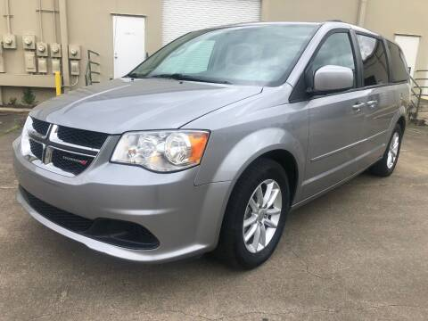 2016 Dodge Grand Caravan for sale at The Auto & Marine Gallery of Houston in Houston TX