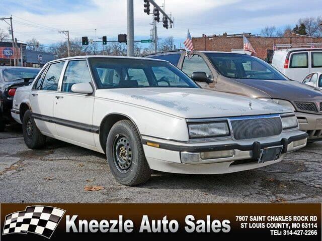 1990 Buick LeSabre for sale at Kneezle Auto Sales in Saint Louis MO