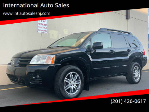 2004 Mitsubishi Endeavor for sale at International Auto Sales in Hasbrouck Heights NJ