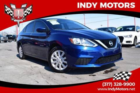 2017 Nissan Sentra for sale at Indy Motors Inc in Indianapolis IN