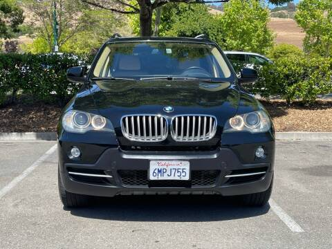 2010 BMW X5 for sale at CARFORNIA SOLUTIONS in Hayward CA