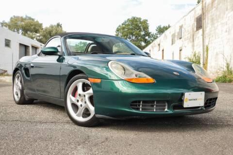 2000 Porsche Boxster for sale at Vantage Auto Group - Vantage Auto Wholesale in Moonachie NJ