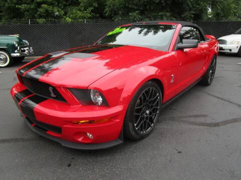2008 Ford Shelby GT500 for sale at LULAY'S CAR CONNECTION in Salem OR