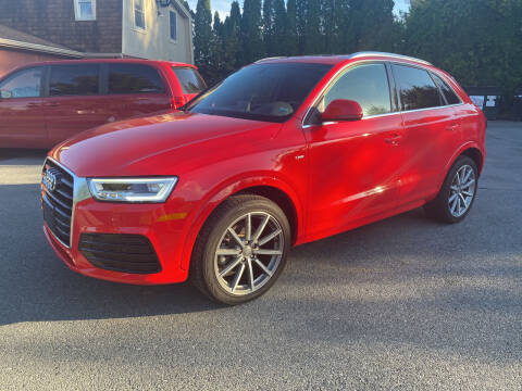 2018 Audi Q3 for sale at R & R Motors in Queensbury NY