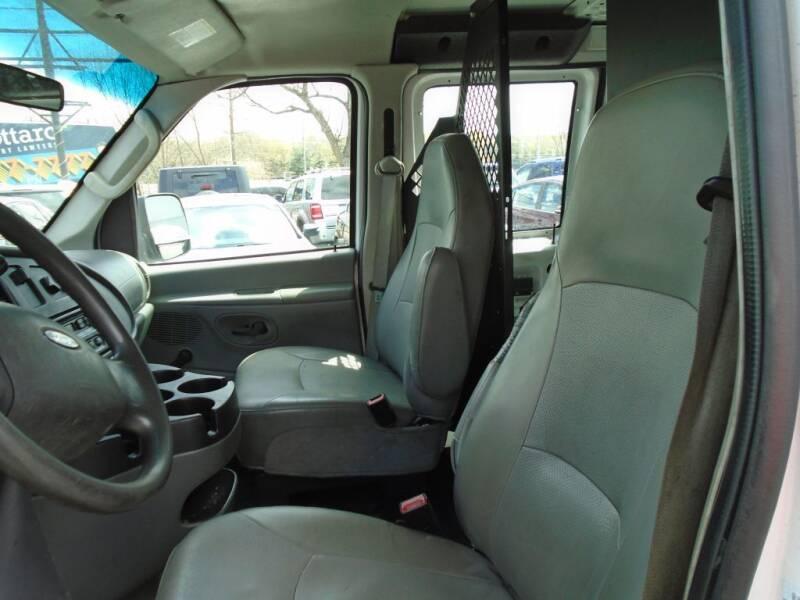 2008 Ford E-Series Cargo for sale at Gemini Auto Sales in Providence RI
