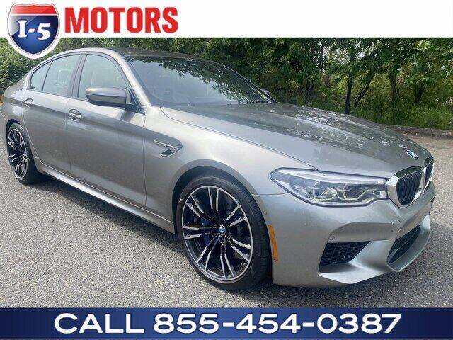 2018 BMW M5 for sale in Fife, WA