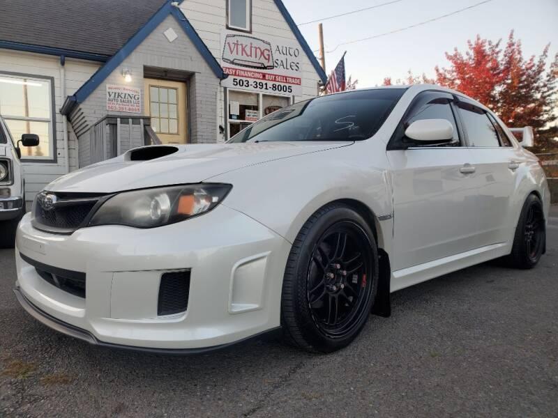 2011 Subaru Impreza for sale at VIking Auto Sales LLC in Salem OR