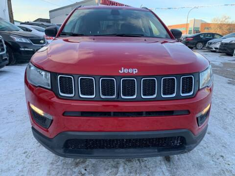 2020 Jeep Compass for sale at Minuteman Auto Sales in Saint Paul MN
